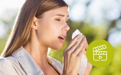Que faire contre les allergies aux pollens ?